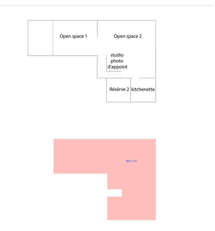 Local d'activité 3.400€ 190m² Ivry-Sur-Seine (94200)