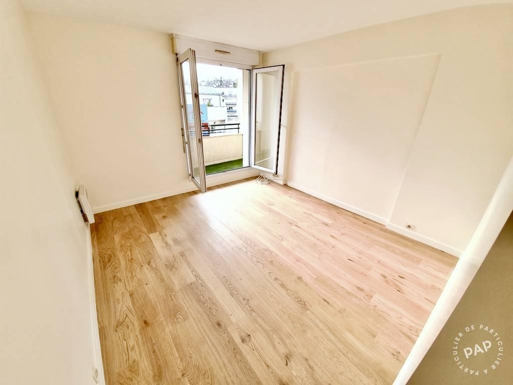 Appartement 659.000€ 90m² Issy-Les-Moulineaux (92130)