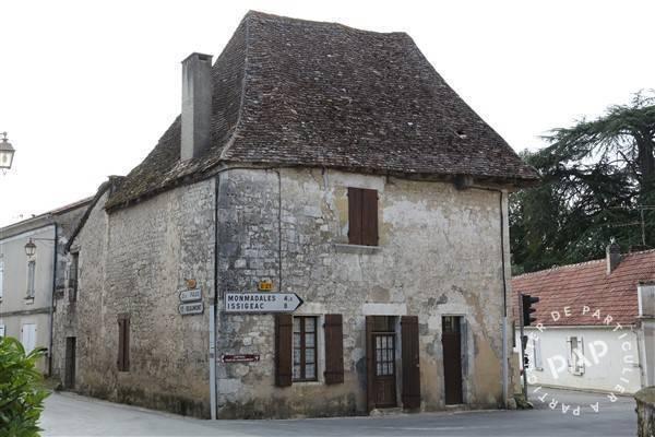 Vente maison 6 pièces Saint-Aubin-de-Lanquais (24560)