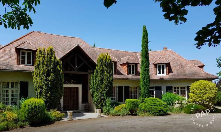 Vente Maison - 30Km De Poitiers, Availles-En-Châtellerault (86530) 442m² 489.000€