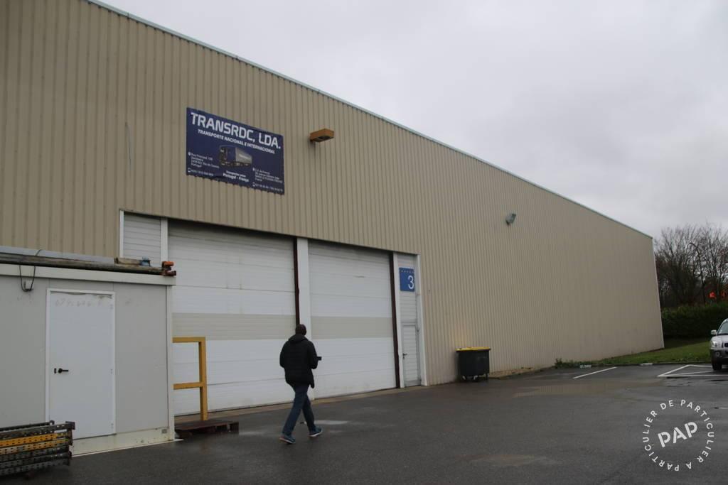 Location Local d'activité Le Plessis-Trévise (94420) 81m² 1.130€