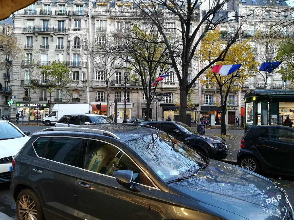 Location Local commercial Paris 17E 48 m²