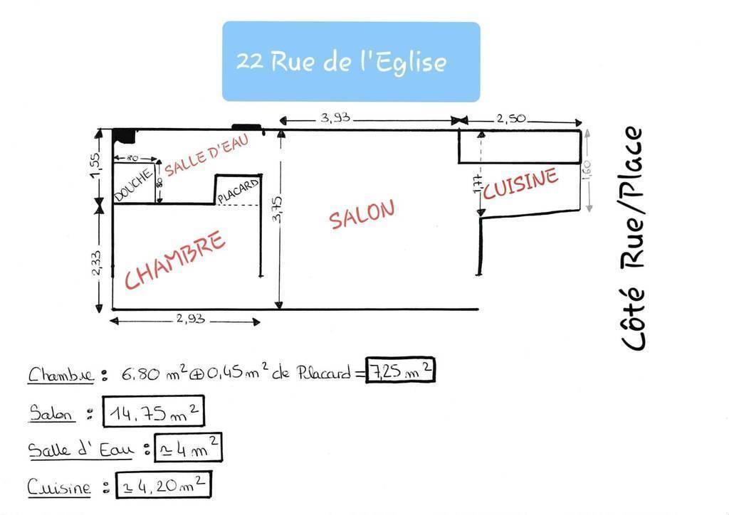 Vente appartement 2 pièces Lorgues (83510)