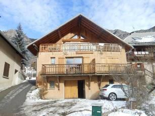 Vente appartement 3pièces 48m² Les Orres - 145.000€