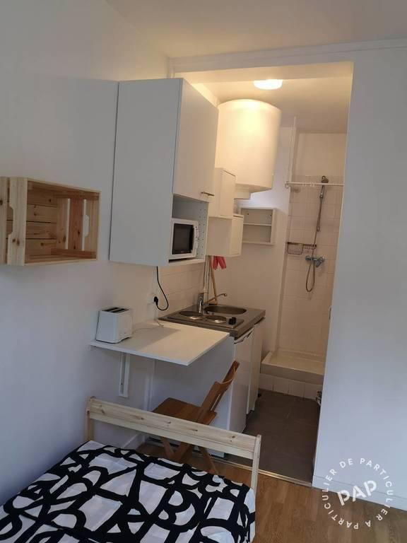 Location Appartement Saint-Mandé (94160) 11m² 660€