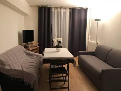 Location meublée appartement 2pièces 50m² Paris 18E (75018) - 1.290€