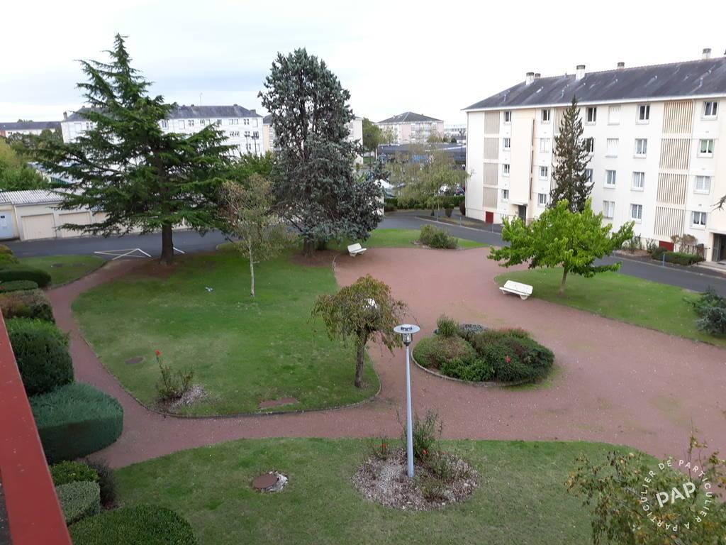Vente appartement 3 pièces Saumur (49400)