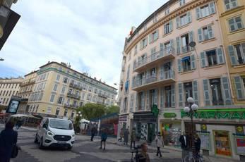 Vente appartement 3pièces 94m² Nice Carré D'or - 599.000€