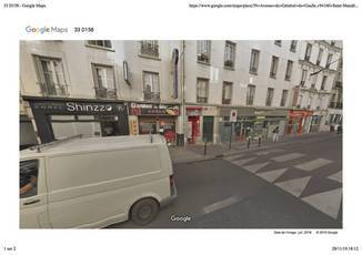 Vente fonds de commerce Hôtel, Bar, Restaurant Saint-Mandé (94160) - 99.900 €