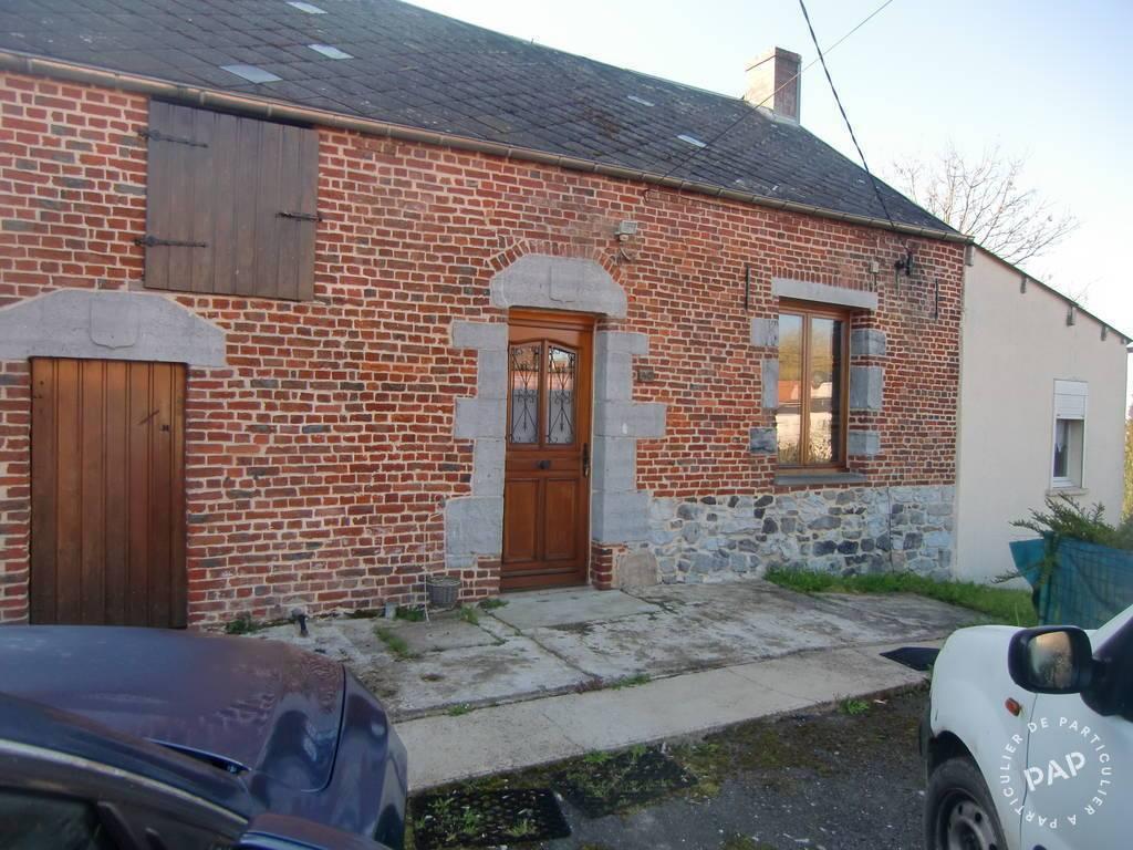 Vente maison 4 pièces Sassegnies (59145)