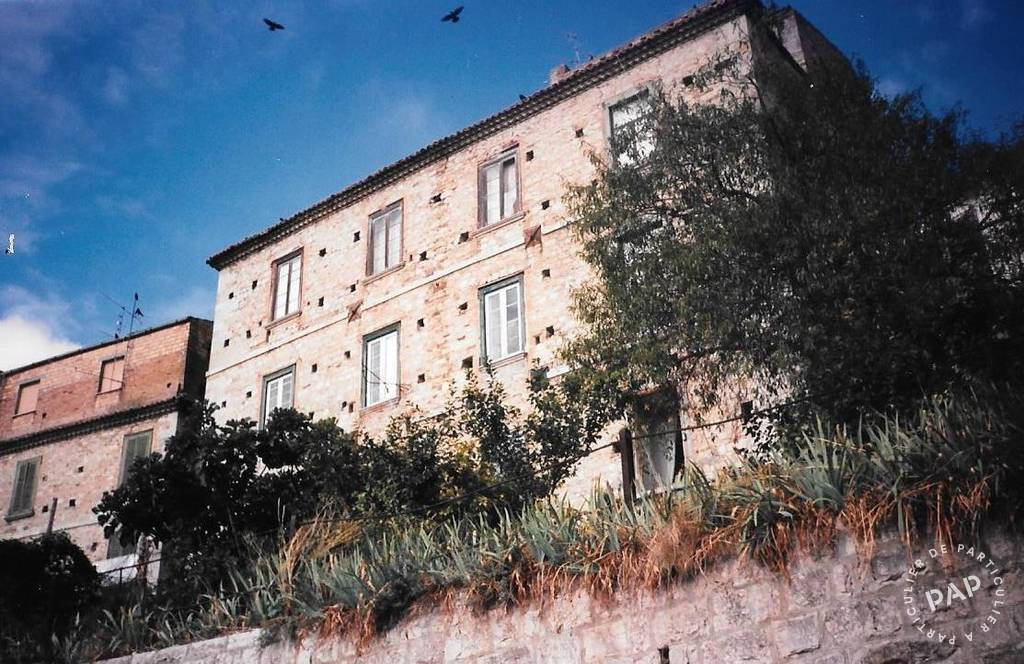 Vente appartement 8 pièces Italie