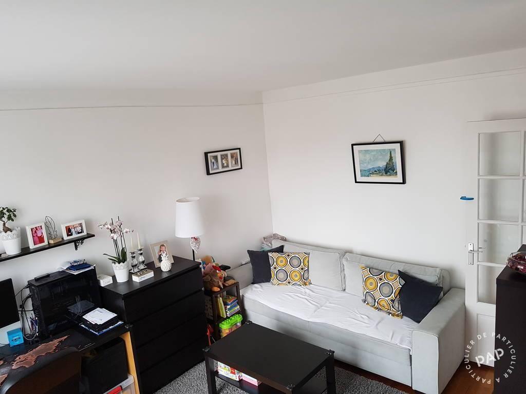 Location Appartement Sainte-Geneviève-Des-Bois (91700) 37m² 830€