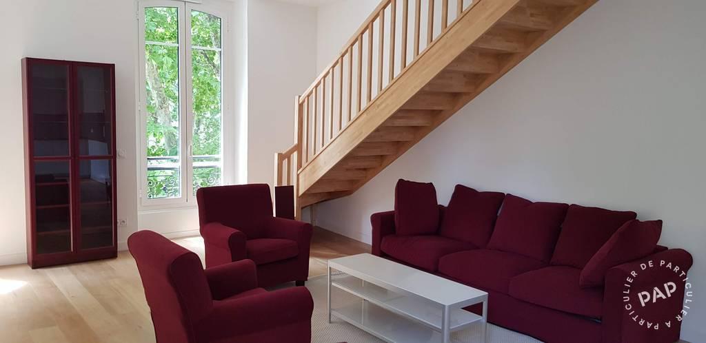 Location Appartement Nice Boulevard Carabacel 113m² 2.300€