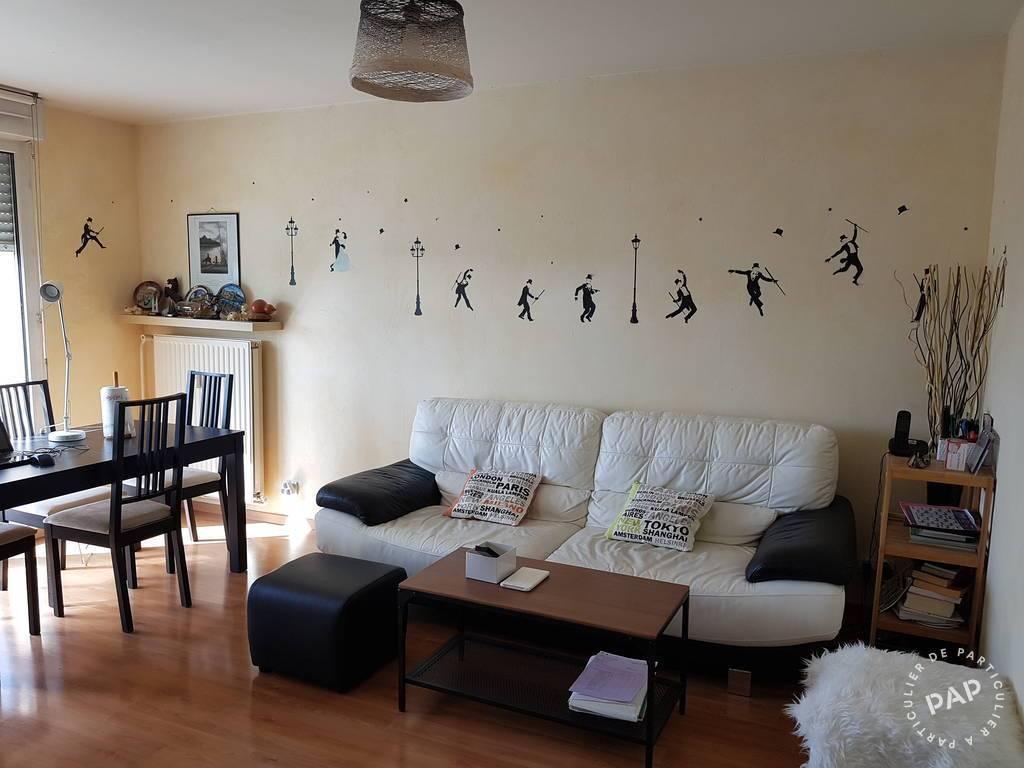 Vente appartement 3 pièces Courcouronnes (91080)