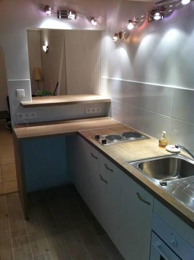 Location meublée appartement 2pièces 26m² Paris 15E (75015) - 940€