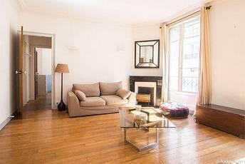 Location meublée appartement 4pièces 76m² Puteaux (92800) - 1.900€