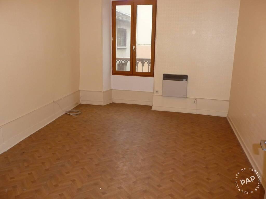 Vente appartement 2 pièces Saint-Geoire-en-Valdaine (38620)