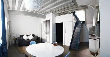 Location meublée appartement 2pièces 39m² Paris 4E (75004) - 1.750€