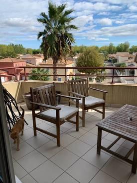 Vente appartement 3pièces 64m² Le Grau-Du-Roi (30240) - 304.000€