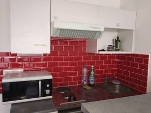 Location meublée studio 15m² Levallois-Perret (92300) - 790€