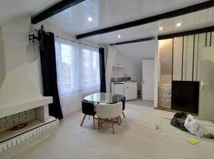 Location meublée studio 39m² Poissy (78300) - 850€