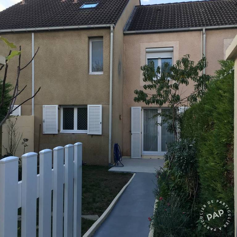 Vente Maison Jouy-Le-Moutier (95280) 111m² 280.000€