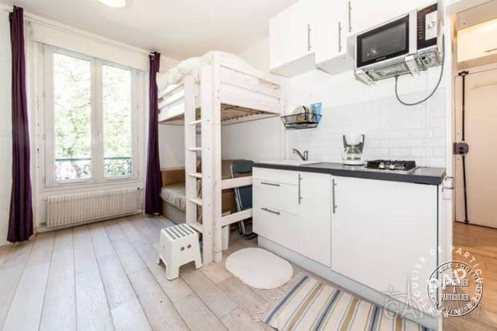 Location Appartement Paris 16E (75016) 19m² 950€