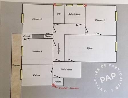 Vente appartement 4 pièces L'Escarène (06440)