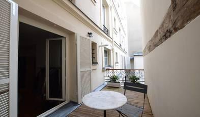 Location appartement 3pièces 66m² Paris 4E (75004) - 2.500€