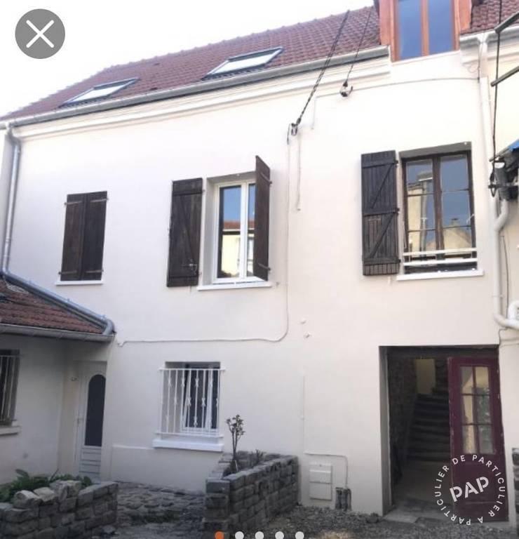 Vente appartement 3 pièces Vaujours (93410)