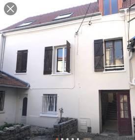 Vente appartement 3pièces 63m² Vaujours - 159.000€