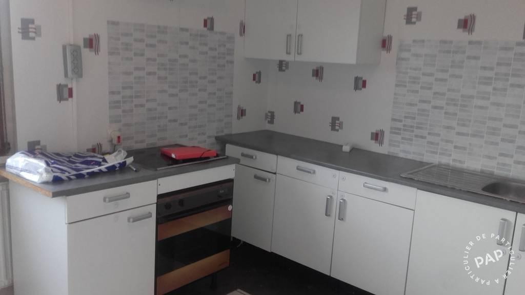 Vente appartement 3 pièces Saint-Loup-sur-Semouse (70800)