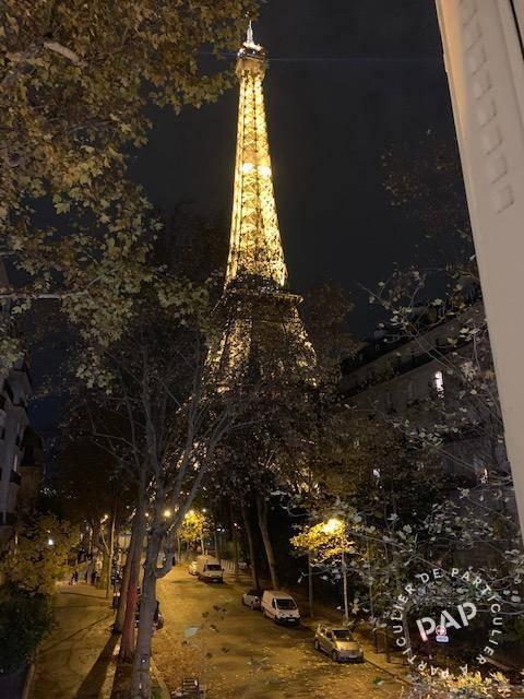 Vente appartement 3 pièces Paris 7e