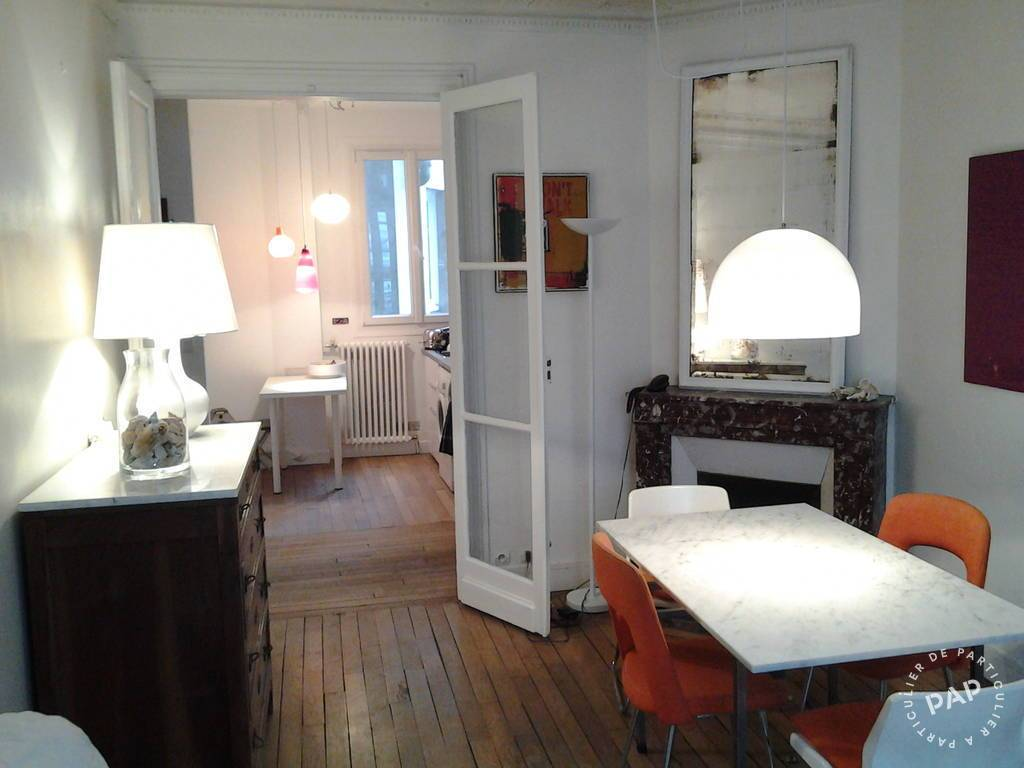 Vente Appartement Paris 20E (75020) 72 m² 764.000 €