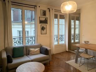 Location meublée appartement 2pièces 49m² Paris 1Er (75001) - 2.200€