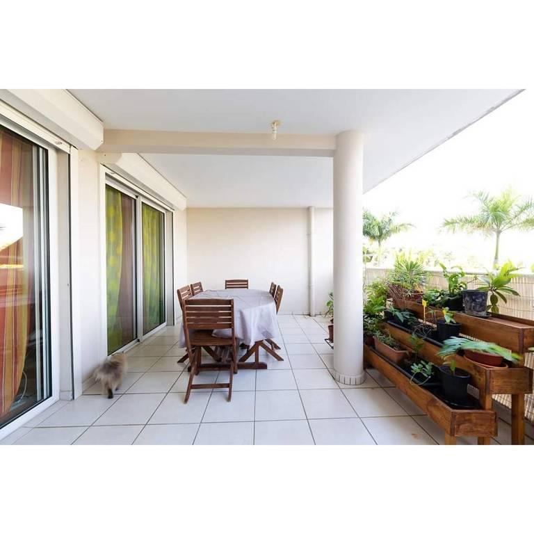 Vente appartement 4 pièces Le Lamentin (97232)