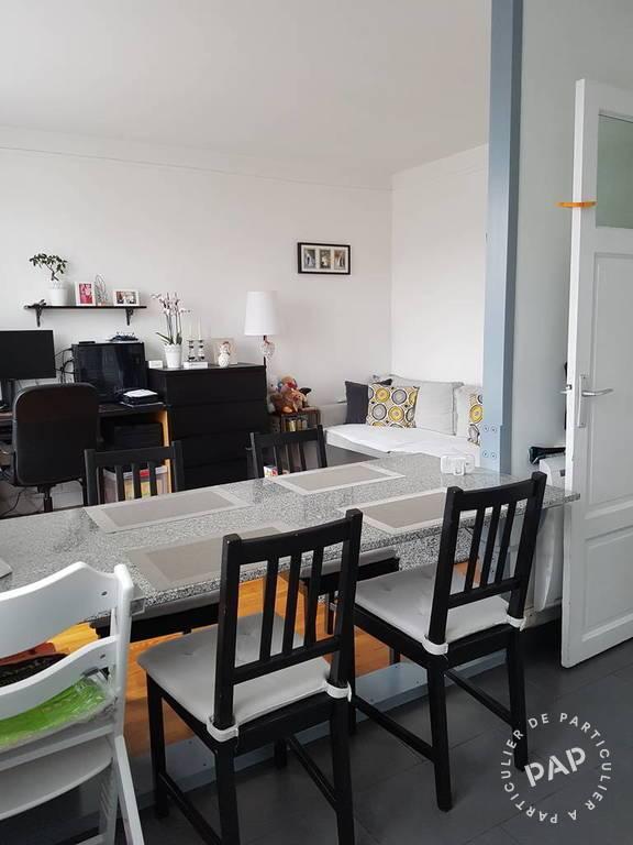 Location Appartement Sainte-Geneviève-Des-Bois (91700)