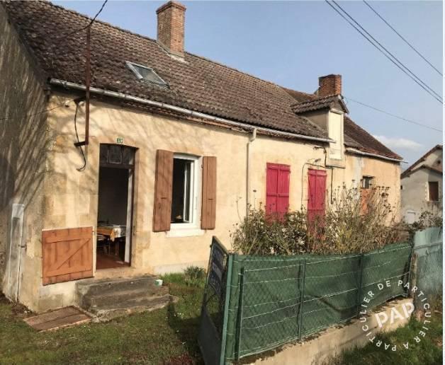 Vente Maison Devay (58300)