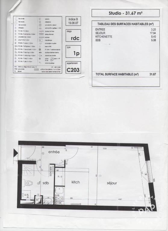 Vente immobilier 199.000€ Nanterre (92000)