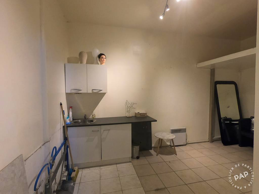 Local commercial Pantin (93500) 510€