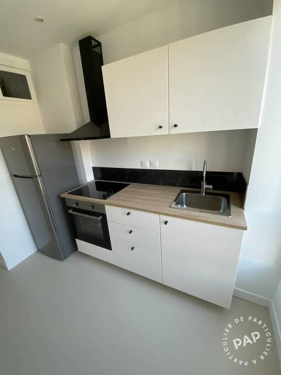 Appartement 900€ 40m² Marseille 6E (13006)