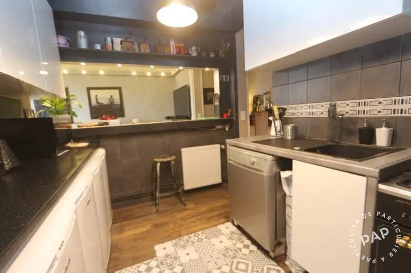 Appartement 464.000€ 69m² Saint-Ouen (93400)