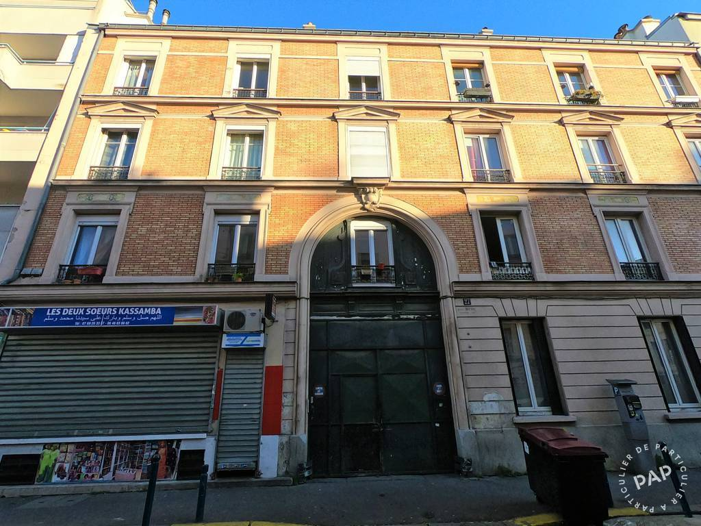 Local commercial 510€ 12m² Pantin (93500)