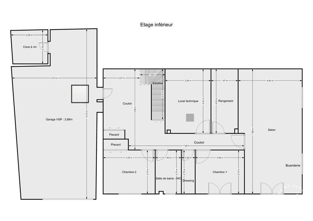 Vente Maison 5Min Périgueux -Boulazac 160m² 203.000€
