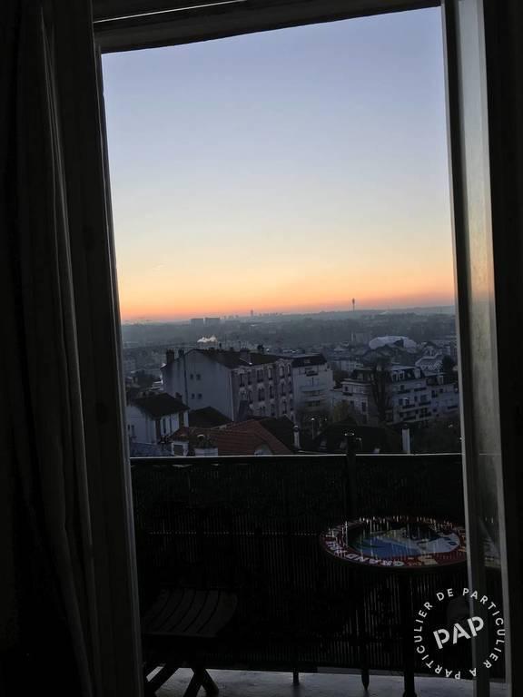 Vente Appartement Nogent-Sur-Marne (94130) 74m² 540.000€