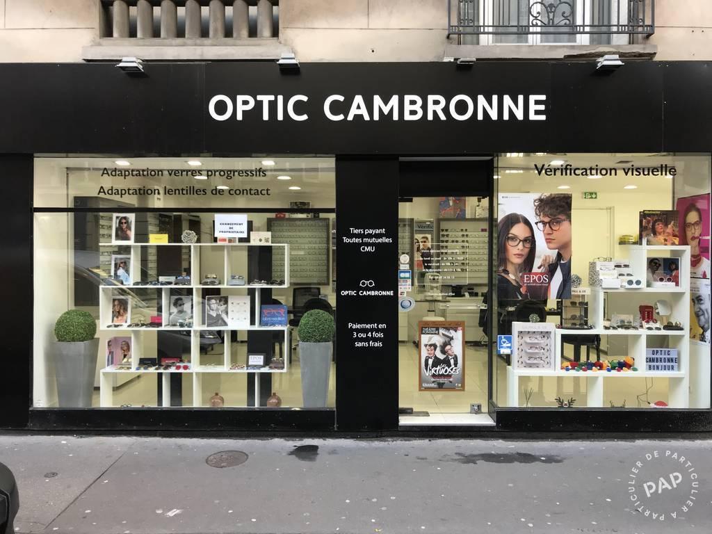 Vente et location Local commercial Paris 15E (75015) 53m² 130.000€
