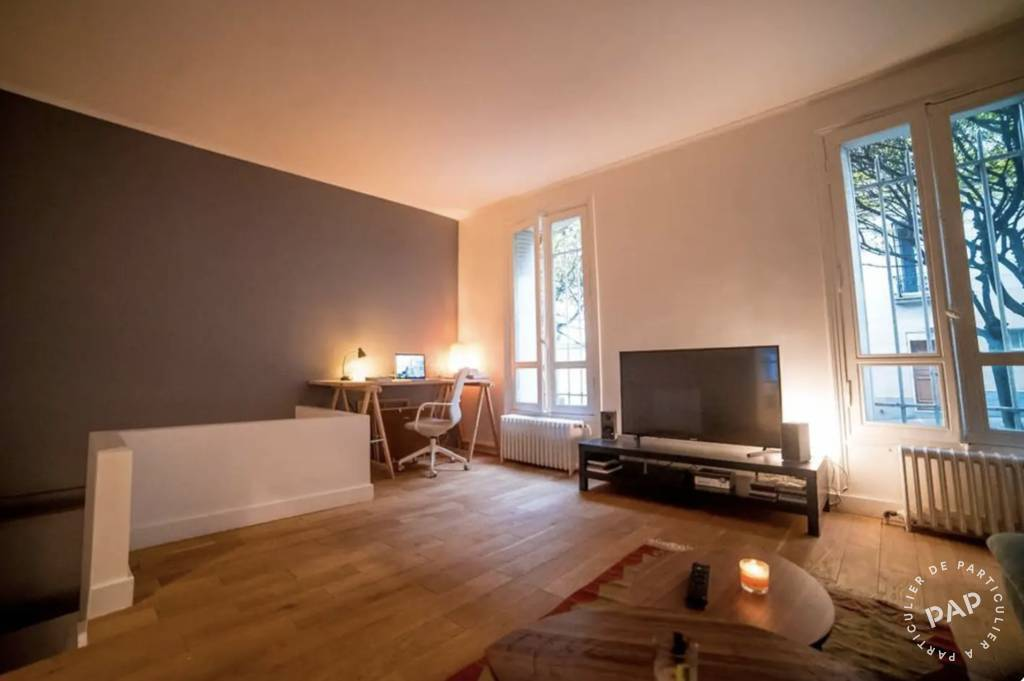 Vente Appartement Paris 18E (75018) 48 m² 475.000 €