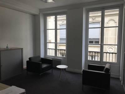 Location bureaux et locaux professionnels 77m² Paris 8E (75008) - 3.060€
