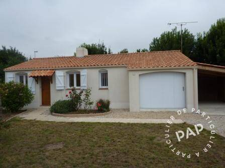 Vente Maison Challans (85300) 65m² 175.000€