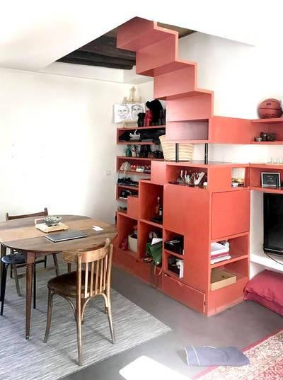 Location meublée appartement 2pièces 30m² Paris 11E (75011) - 1.400€